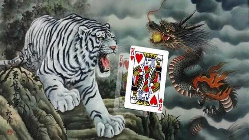 เสือมังกรออนไลน์ เกมไพ่บนคาสิโนยอดนิยม